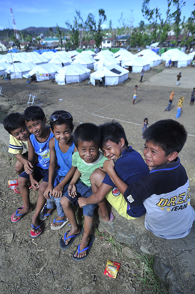 Relief Efforts typhoon haiyan