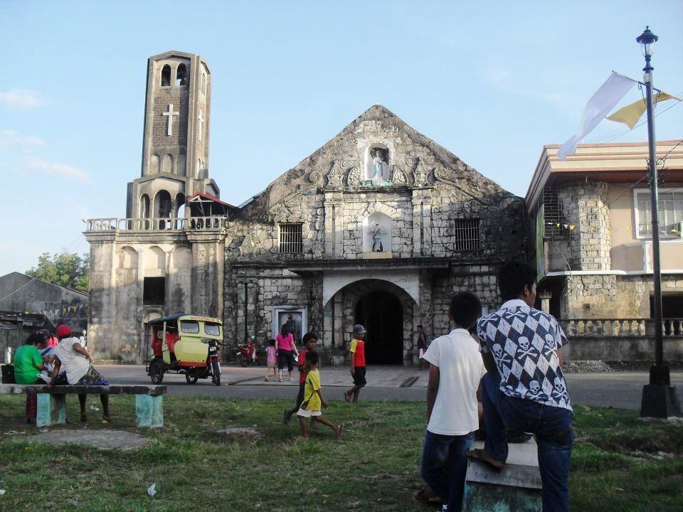 St Michael Church Laoang