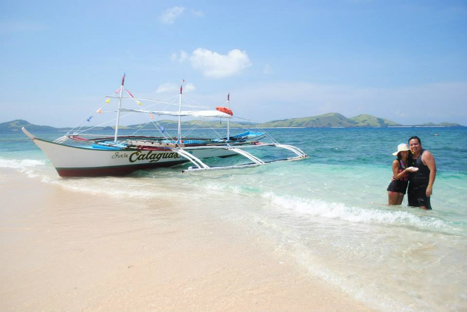 Calaguas Island- The Way to a Paradise