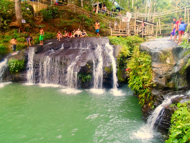 Balite Falls: Weekend well-spent in Amadeo, Cavite