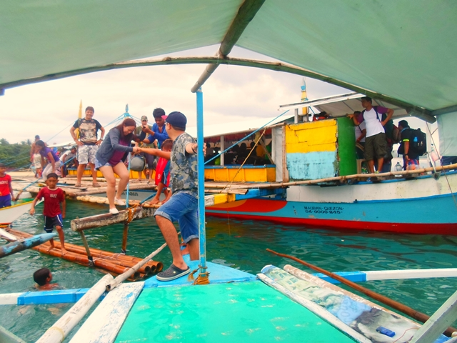 Boat Ride Cagbalete