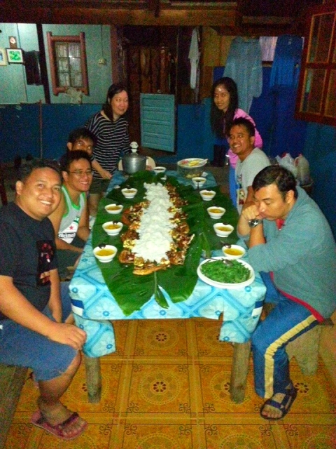 boodle fight maligcong
