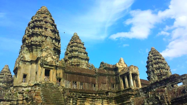 Angkor Wat in Cambodia: A Journey to the World's Largest Religious Monument