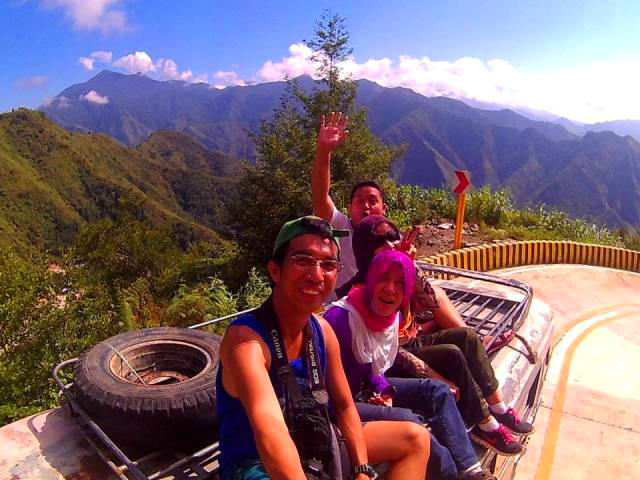 Topload Experience in Cordillera Region, Philippines