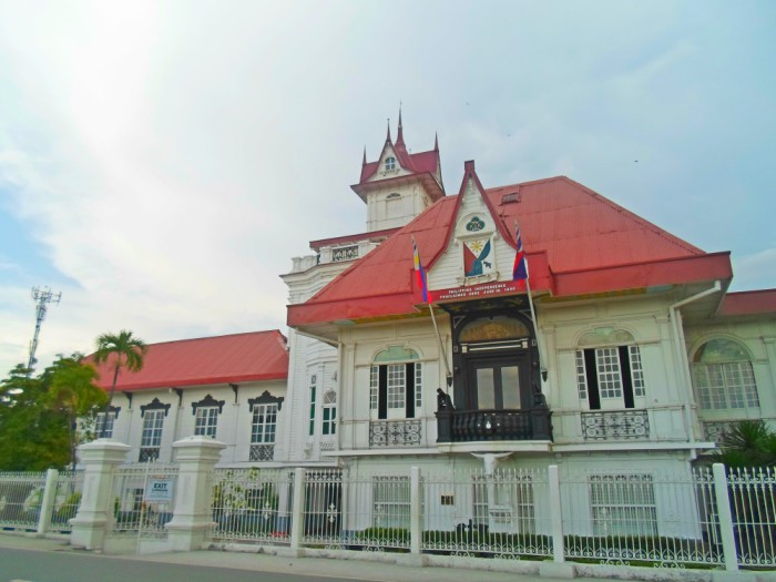 Emilio Aguinaldo Shrine in Kawit, Cavite