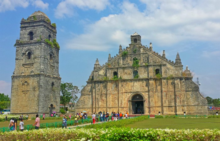 Paoay Church: A UNESCO World Heritage Site in Ilocos Norte