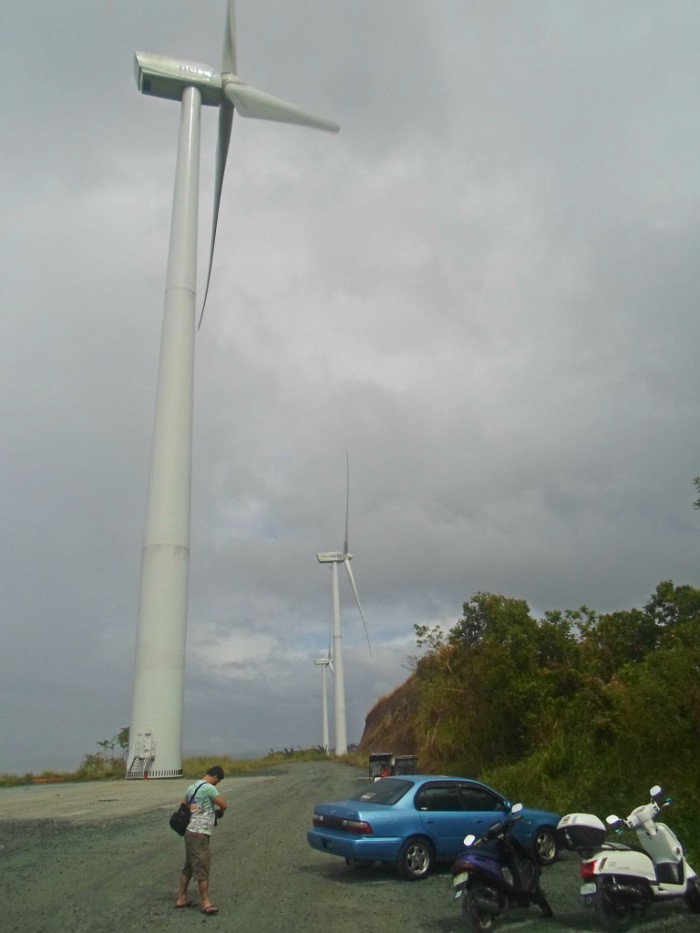 Pililla Wind Farm Windmill Rizal
