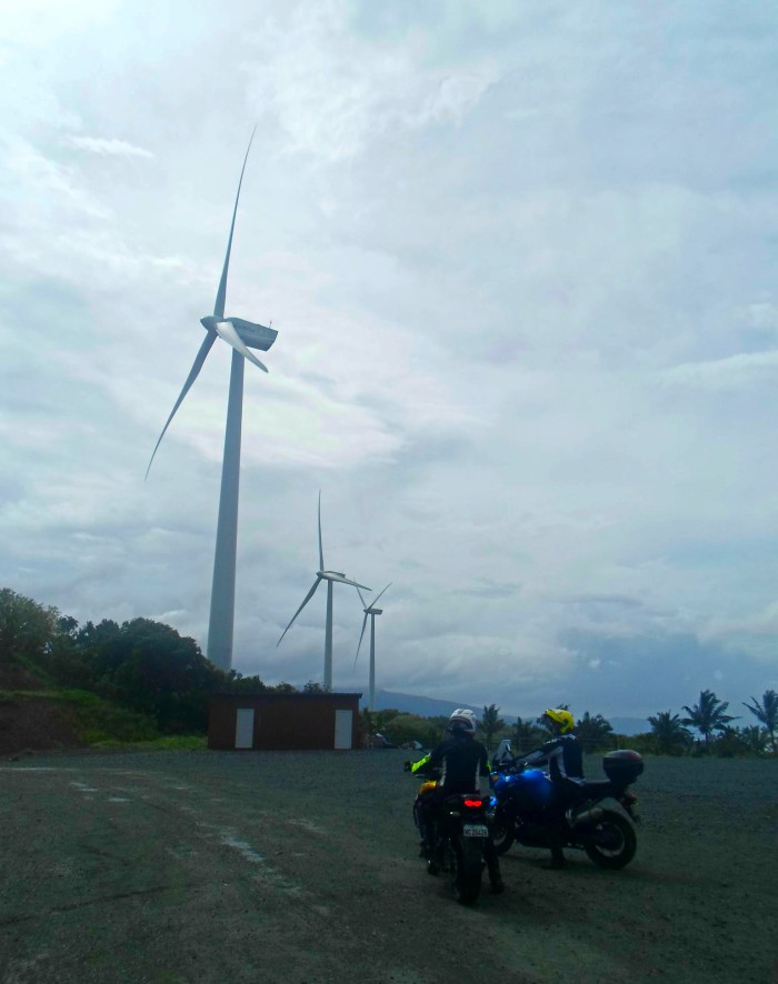 Pililla Wind Farm Windmills Rizal