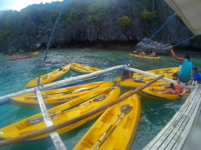 Small Lagoon El Nido tour a
