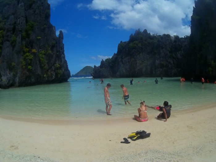Uncovering the Hidden Beach of El Nido