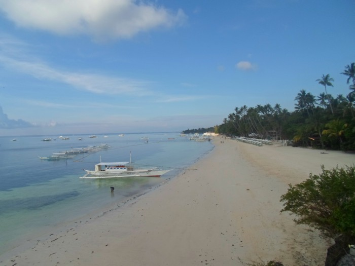 Alona Beach in Bohol was named after Alona Alegre. Huh? Alona Who?