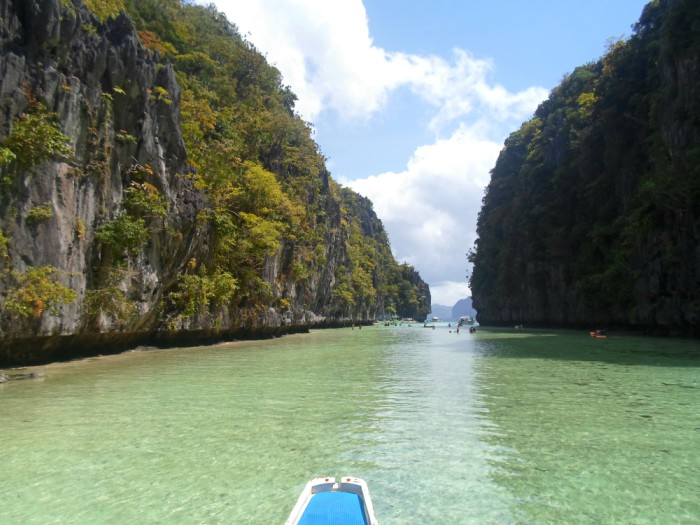 Big Lagoon of El Nido: Just like a Fantasy Movie