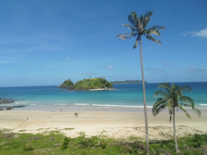 Speechless With Nacpan Beach, El Nido