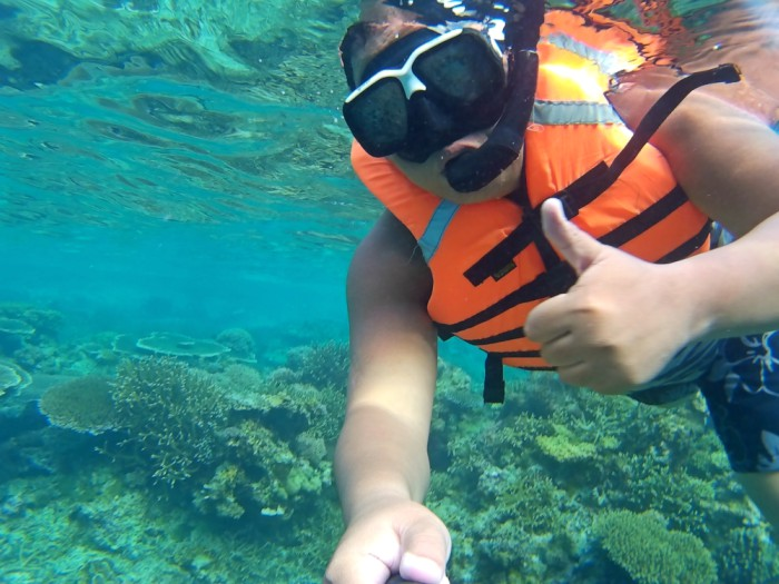 El Nido's Underwater Madness at Matinloc Island