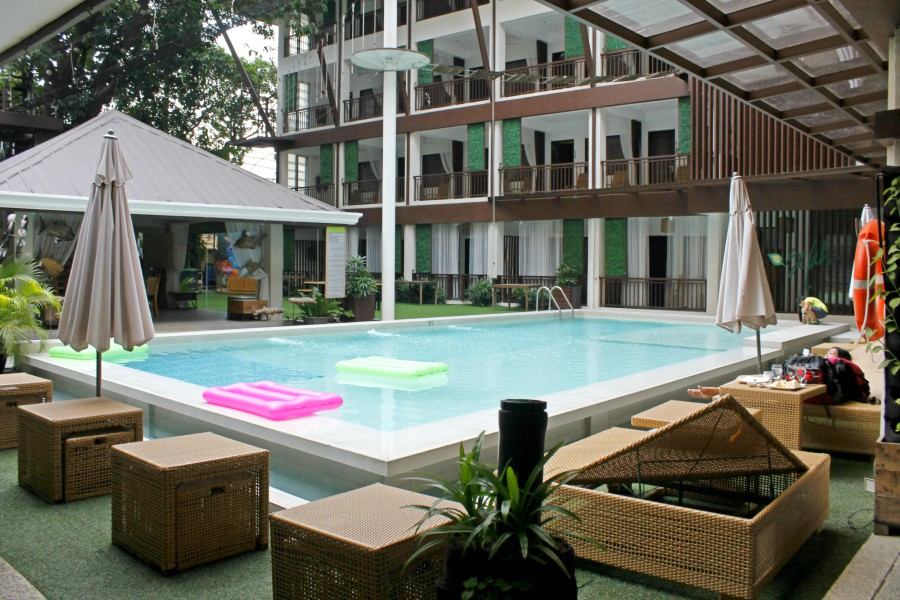 Selah Garden Hotel in Pasay: An Escape from the City's Chaos