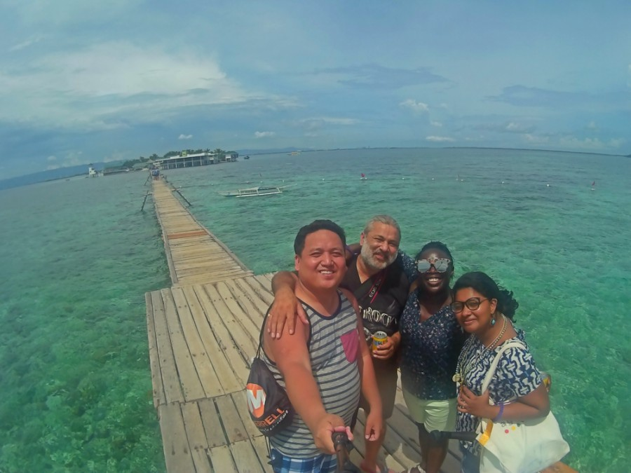 Nalusuan Island: A Marine Sanctuary in Cebu