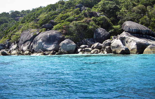 Similan Islands, Andaman Coast, Thailand