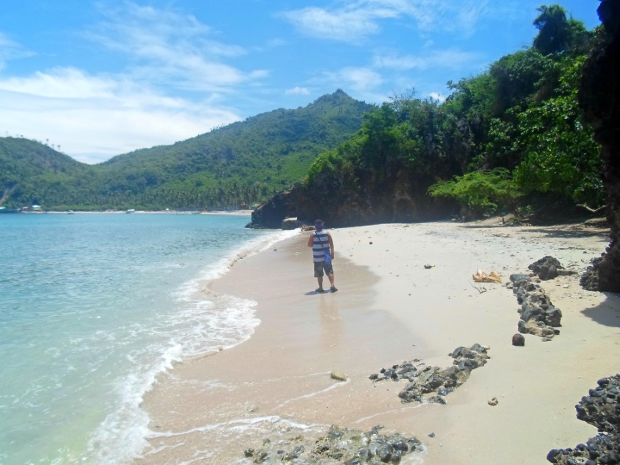 How to get to Masasa Beach in Tingloy, Batangas