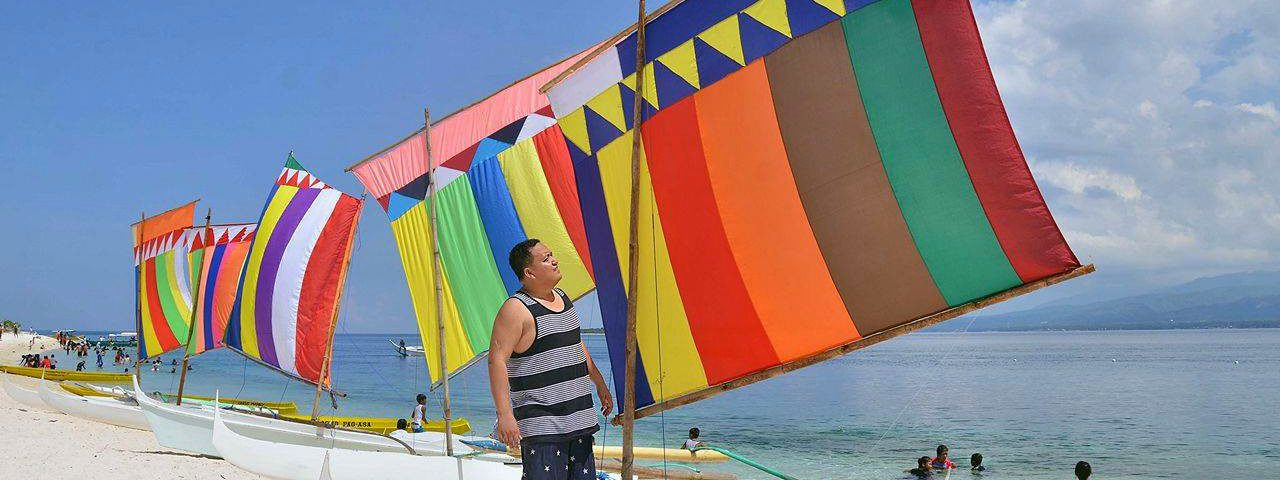Sta. Cruz Island Pink Beach Zamboanga City