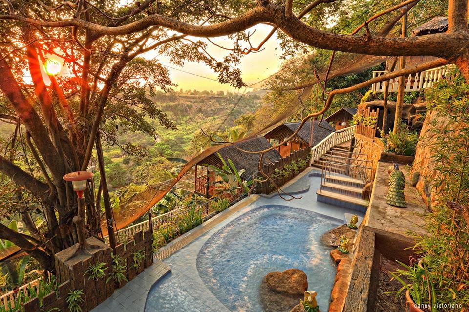 Antipolo Luljettas Hanging Garden Spa