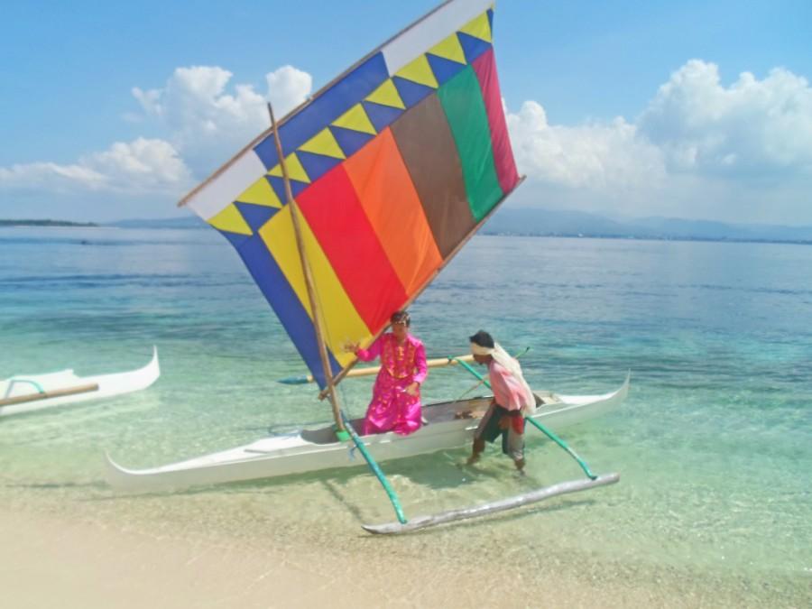 STA  CRUZ ISLAND: The Pink Beach of Zamboanga