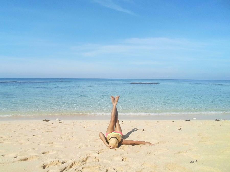 Cabongaoan Beach and Death Pool in Burgos, Pangasinan