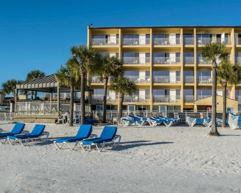 top 15 beach hotels in clearwater florida with hotels. Black Bedroom Furniture Sets. Home Design Ideas