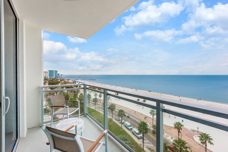 New Wyndham Grand Resort Clearwater Beach