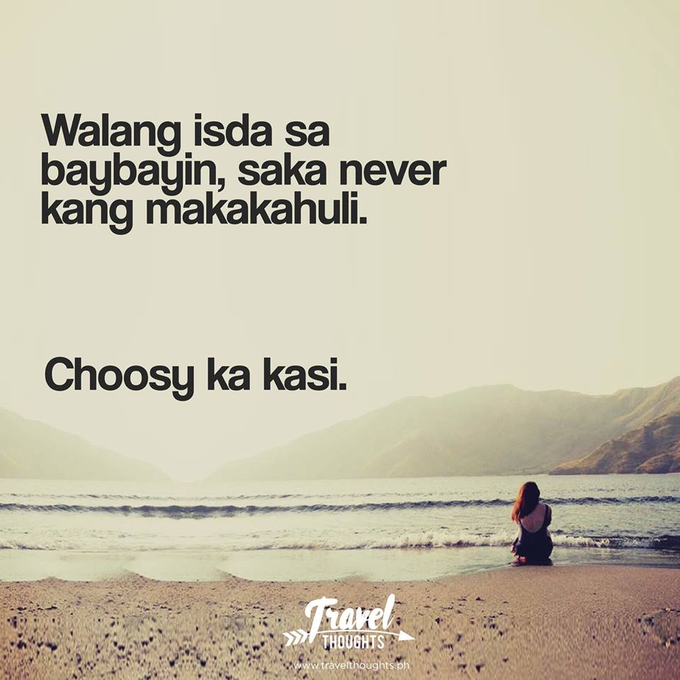 100 Best Hugot Lines On Love Travel And Work Tagalog