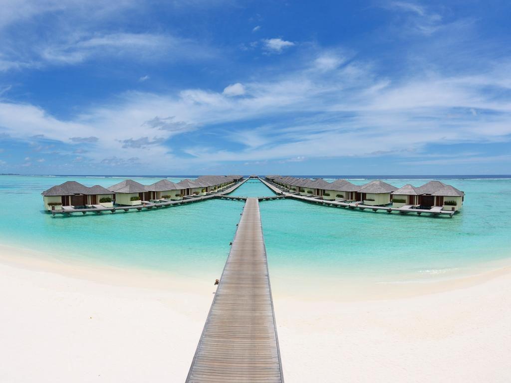 Top 20 Resorts in Maldives