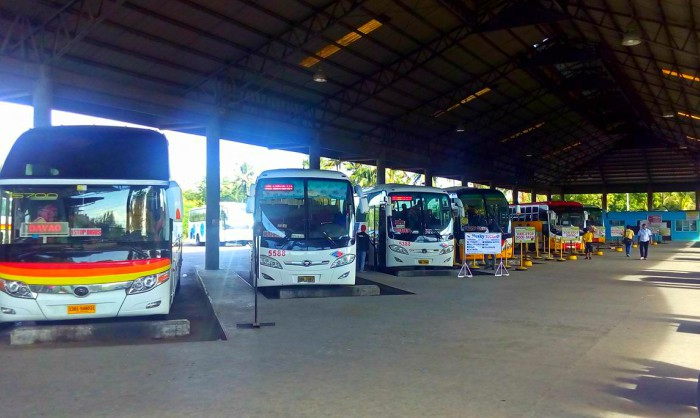 How to go from Davao to General Santos by bus